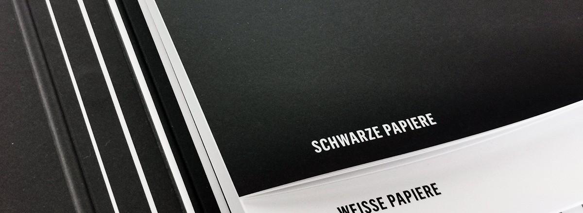 Schwarzweissbox