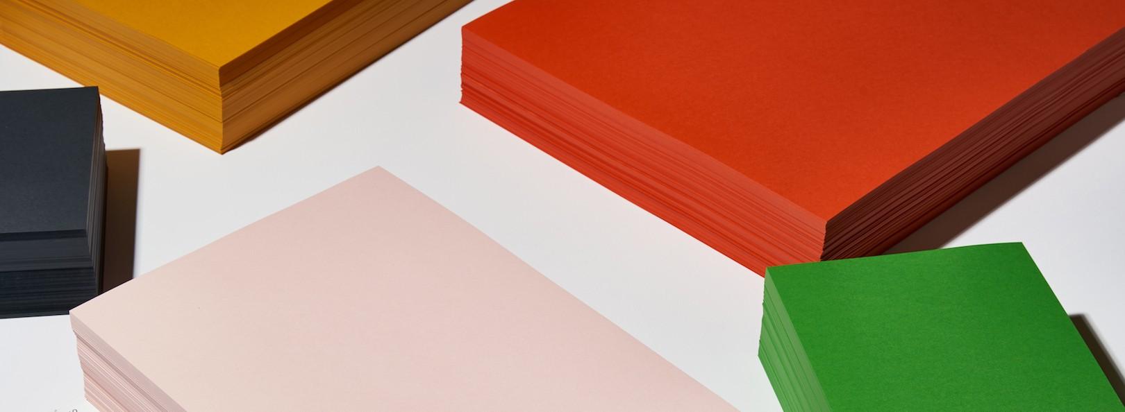 Vom Becher zum Papier