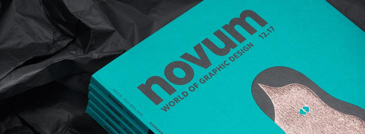 Novum packt aus