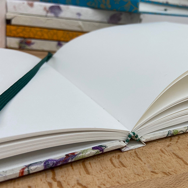 Blütenbücher/Notizbücher