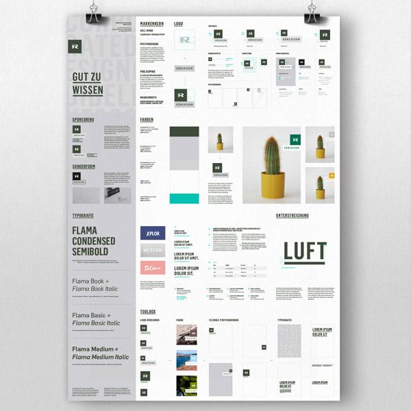 Neues Corporate Design