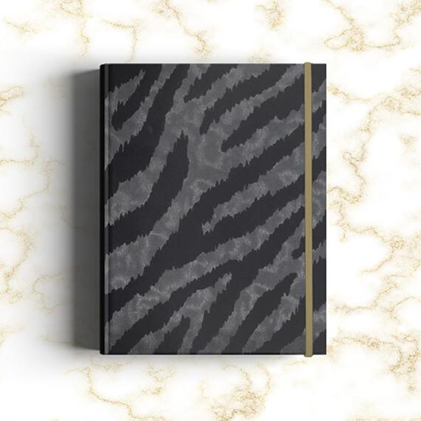 Notebook Ebony Tiger