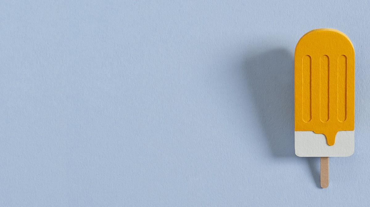 Eis-klassiker <br/>aus Papier