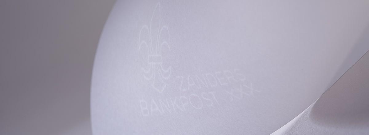 Zanders bankpost