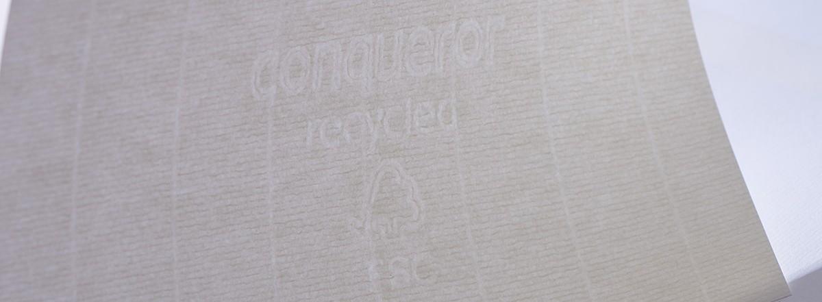 Conqueror recycled