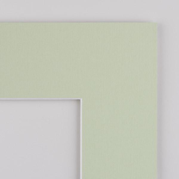 pastelgrün