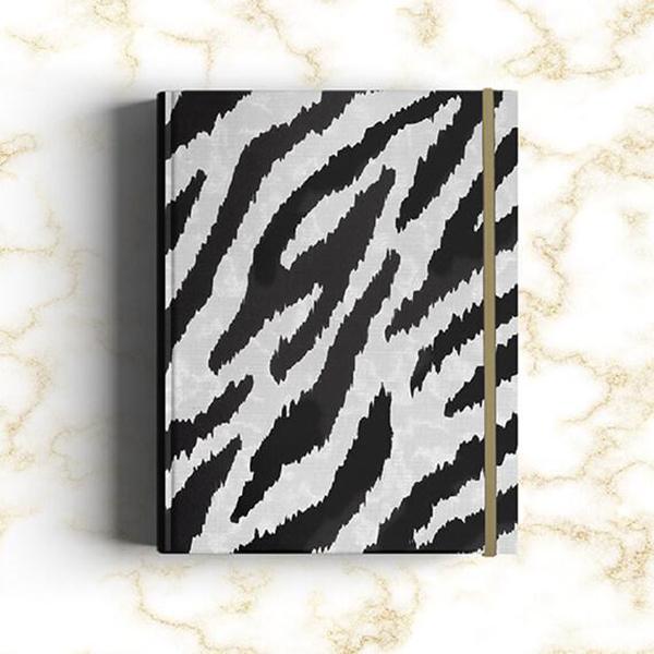 Notebook Snow Tiger