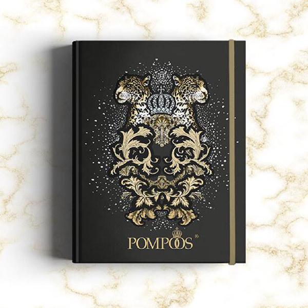 Notebook Leoparden